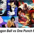 truyện tranh Dragon Ball Vs One Punch Man
